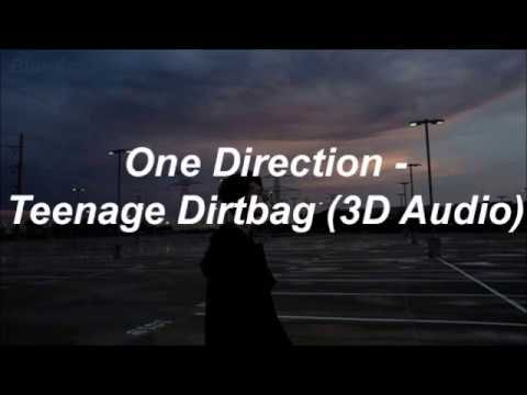 Wheatus - Teenage Dirtbag | One Direction cover + 3D Audio