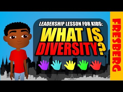 Видео Leadership and diversity essay
