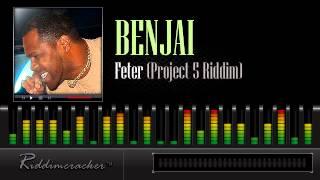 Benjai - Feter (Project 5 Riddim) [Soca 2013]