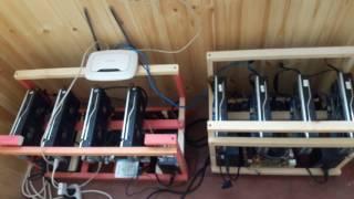 Mining rx470 rx480 энергопотребление
