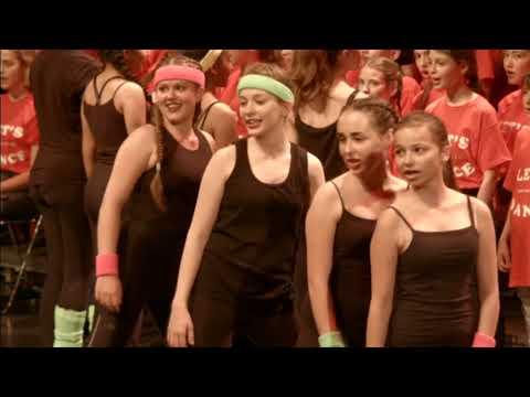 Remember my name-Extrait de let's Dance-chorale des Yvelines