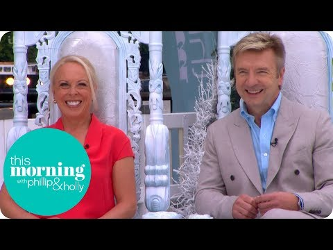 Torvill and Dean Confirm That Dancing on Ice Is Coming Back! | This Morning