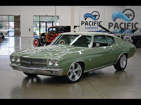 1970 Chevelle 454 Green Doovi