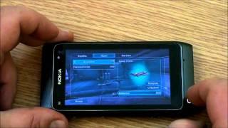 магазин OVI и 3D-игры в Nokia N8