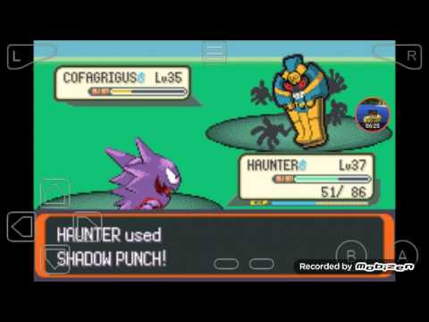 how to get rock smash in pokemon fire red