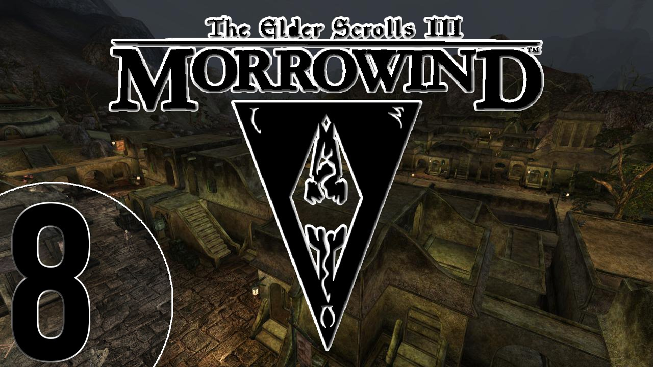 Let's Play TESIII: Morrowind Modded - 8 - Console Command Progression