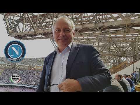 Paris Saint Germain-Napoli 2-2 Radiocronaca di Carmine Martino su Radio KissKiss Italia