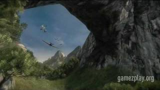 Battlefield 1943 Coral Sea video game trailer PS3 X360