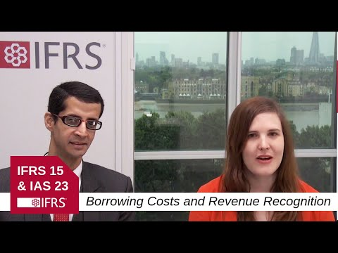 Borrowing Costs And Revenue Recognition