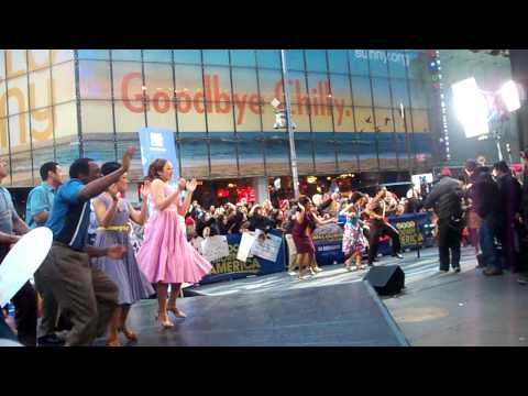 Motown: The Musical Cast on Good Morning America