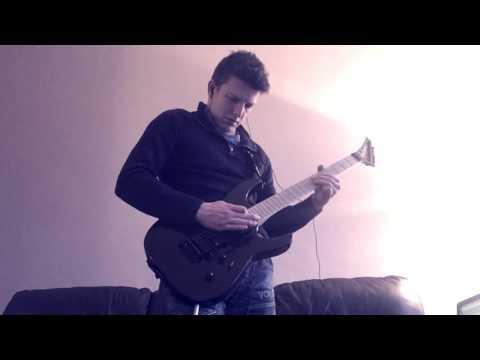LAZERHAWK - So Far Away (Guitar Improvisation)
