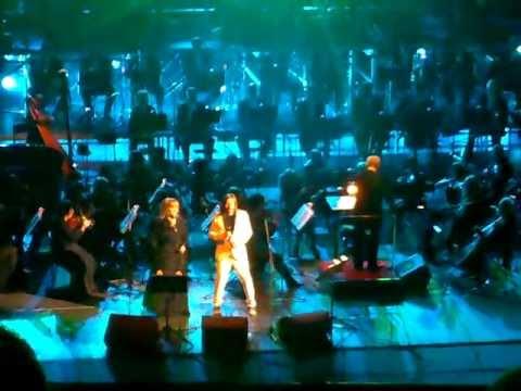 Би-2 и Одесский Симфонический оркестр. До утра.