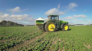 Donder Spreaders available at Oz Value Ag Machinery
