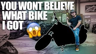 I Got A New Bike! 😱 (And You Won'T Believe What It Is)