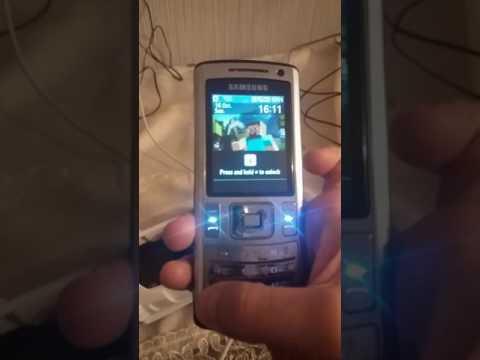 Samsung u 800 sonic jump