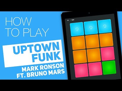 Thumbnail: How to play: UPTOWN FUNK (Mark Ronson ft. Bruno Mars) - SUPER PADS - Wag Kit