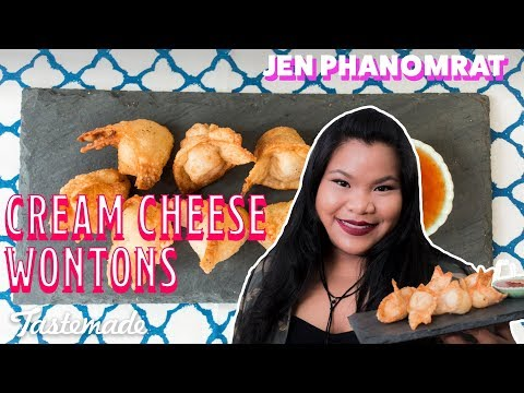 Cream Cheese Wontons I Good Times With Jen