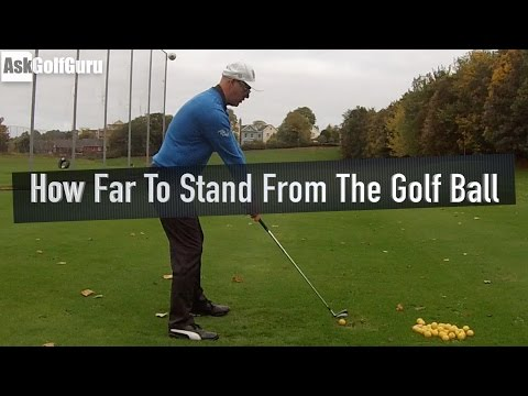 how to drive a golf ball straight and far