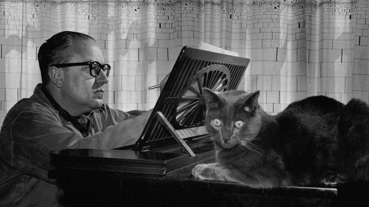 Alberto Ginastera (1916 - 1983): A Centennial Tribute - YouTube