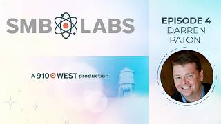 Cybersecurity for small business | 910 West SMB Labs Episode 4: Darren Patoni
