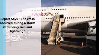 Ivory Coast plane crash: Aircraft 'goes down' in Atlantic Ocean near Abidjan
