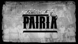Kinto Sol - Familia Fe y Patria - Nuevo Album A LA VENTA YA!! - Capsula TRAILER 2012