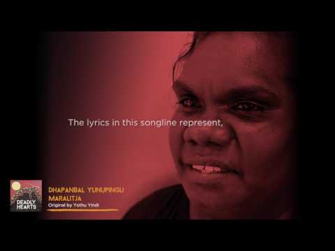 Dhapanbal Yunupingu - Maralitja (from the album Deadly Hearts)