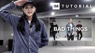 Bad Things - Machine Gun Kelly, Camila Cabello / 1MILLION Dance Tutorial