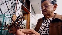 Olga Molina Gómez, artesana de miniaturas y bonsai