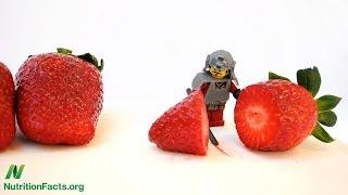 Jestliže je fruktóza škodlivá, co ovoce?