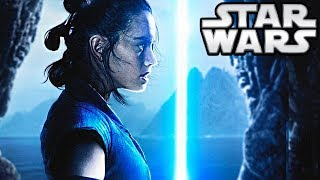 How Does Rey Know How to Speak Droid? - Star Wars Explained