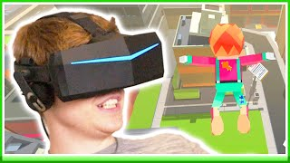 Spel: Just In Time Incorporated (Steam VR) ▻ Mitt schema för videos...