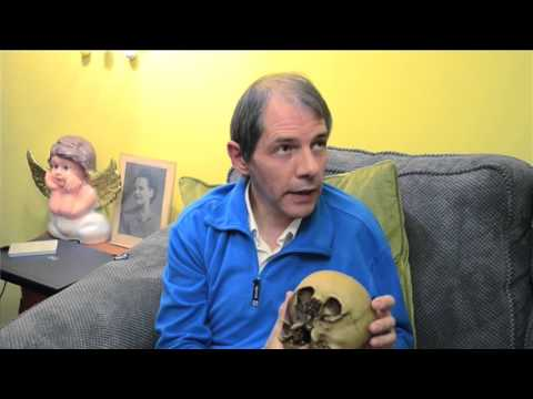 Andrew Johnson interviewed on the Starchild skull and the Twin Towers of 9/11 with Ben Emlyn-Jones