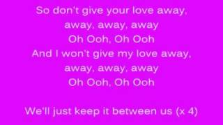 Kelly Rowland- Keep It Between Us