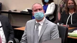 Derek Chauvin to appeal George Floyd murder conviction