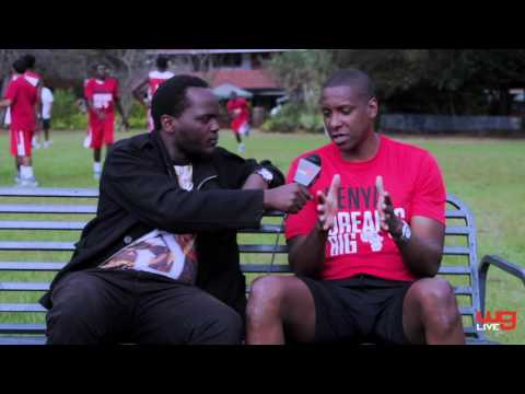 Sport's Unlocked - Maasai Ujiri Interview