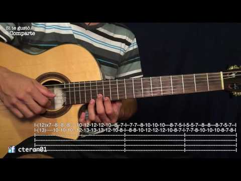 La Cucharita - Carranga Colombiana Tutorial Guitarra