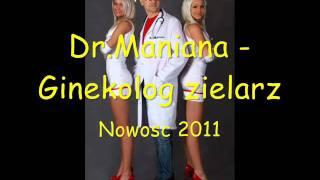 Dr.Maniana - Ginekolog Zielarz Nowosc 2011