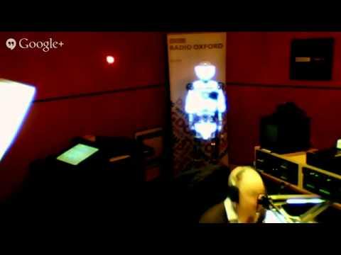 Artie on BBC Radio Oxford