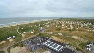 Camping Stortemelk en de Bolder Vlieland 2016