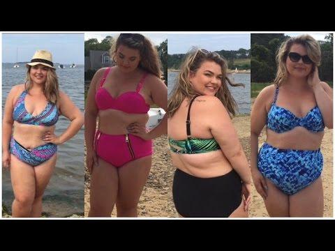Plus Size Bikini Lookbook 2015