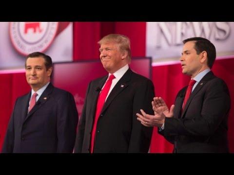 Donald Trump calls Ted Cruz a nervous wreck