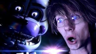 TYM RAZEM JA JESTEM POTWOREM? | Five Nights at Freddy's: Sister Location #1