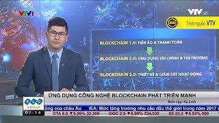 |BitBox| Tương lai ứng dụng công nghệ Blockchain phát triển mạnh - Bản tin VTV