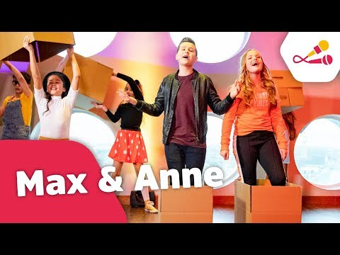 Kinderen voor Kinderen pakt uit met Max & Anne