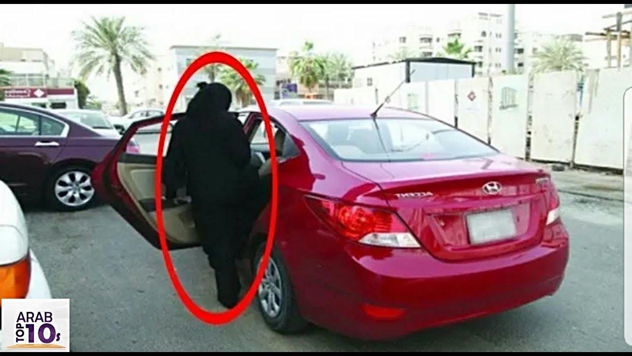 هذه المرأة ركبت مع شخص لا تعرفه وفي منتصف الطريق حدث شيء غير متوقع..!!