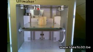 Ultimaker 3 Printing The Discobolus
