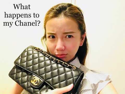 Luxury goods shopping customer care experience&complaints:Chanel,Selfridge