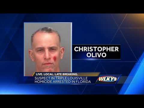 Florida police arrest suspect in triple homicide in Pleasure Ridge Park