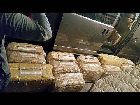 حوالي 390 كلغ من الكوكايين في سفارة روسيا بالأرجنتين  - نشر قبل 2 ساعة